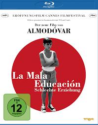 Bad Education Bad Education Blu Ray Germany