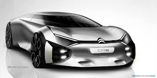 citroen supercar meet the designers citroen cxperience concept video walkaround