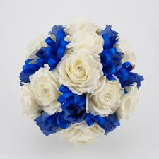 Wedding Flowers Blue White And Blue Flowers For Wedding Flower And Decor