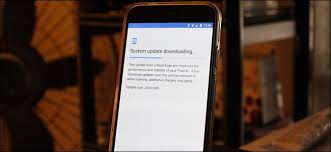 android phone update how to manually check for system updates on an android phone