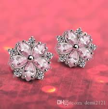 creative earrings 2018 jisensp hot quality fashion brand tiny hoot owl earrings