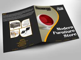 Modern Furniture Company by Conservative Upmarket Catalogue Design For Nelson Riofrio By