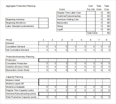 Capacity Planning Excel Template Free 15 Free Inventory Templates Free Sle Exle Format