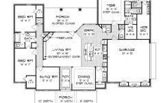 split ranch floor plans open concept ranch house plans 3 bedroom ranch house floor