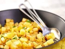 cuisiner la pomme comment faire cuire les pommes de terre rissolées ou sautées