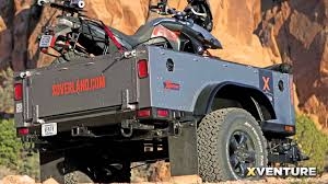 offroad trailer xventure off road trailer youtube