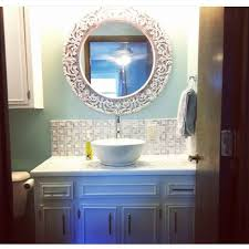 Finished Bathroom Ideas Fixerupperstyle Diy Bathroom Vanity Hometalk
