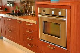 Wood Veneer For Kitchen Cabinets by Standing The Test Of Time Wood Cheap Kitchen Cabinets
