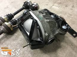 lexus sc300 rear differential ford 8 8