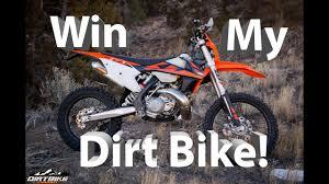 where can i ride my motocross bike win my dirt bike is back 2018 ktm 250 xc w tpi youtube