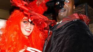 photos la love story d u0027heidi klum et seal u2026 en 8 halloween voici