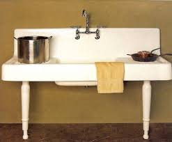 Old Fashioned Kitchen Sinks Design Vintage Kitchen Sink Faucets - Old fashioned kitchen sinks