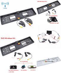 nissan almera reverse camera visit to buy wireless car rear view camera eu number plate frame