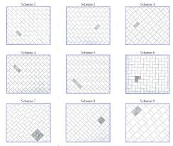 bathroom floor tile patterns ideas some alternate tile patterns that may or may not be successful