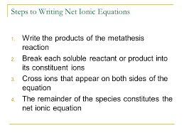 aqueous reactions and solution stoichiometry ppt video online