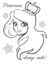 elegant free printable coloring pages for girls 11 in coloring