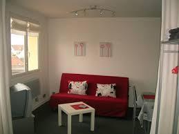chambre avec clic clac studio à wimereux studio à louer en station balnéaire