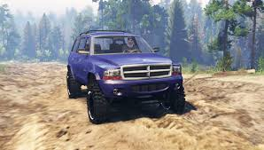 Dodge Durango Truck - dodge for spintires download for free