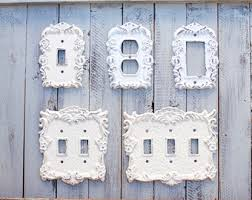 Gray Light Switch Light Switch Plate Etsy