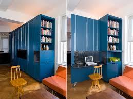 Studio Apartment Storage Ideas Small Apartment Design Exhibiting Creative Space Efficient Ideas