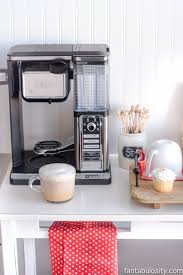 diy coffee bar ideas for the kitchen entertaining fantabulosity this is perfect for a small space diy coffee bar ideas for the kitchen