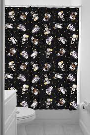 Shower Curtain For Sale Kewpie Monsters Shower Curtain Sale