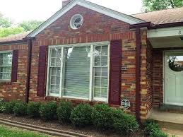 Painting Brick Exterior House - cute painting brick walls exterior idea style architecture with