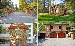 celebrity real estate drake purchases old lion manor in hidden