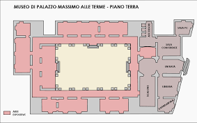 Palazzo Floor Plan Museo Nazionale Romano Di Palazzo Massimo Wikiwand