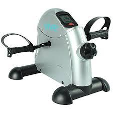 under desk exercise peddler amazon com pedal exerciser by vive portable medical exercise