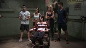 la chaise electrique la chaise électrique fear factor s1 e7 mtv