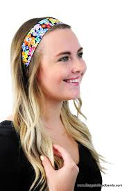 hair accessories headbands miniature skulls floral garden day of the dead headband boho