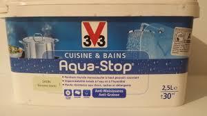 v33 cuisine et bain peinture cuisine lessivable peinture cuisine et bains