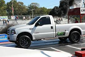 Ford Diesel Light Truck - diesel drag and dyno at the east coast