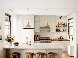 modern farmhouse kitchen with oak cabinets modern farmhouse kitchen ideas to try in your home curbed