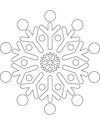printable snowflake templates to get you through any snow day let