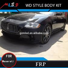 maserati quattroporte 2015 custom body kit for maserati quattroporte body kit for maserati