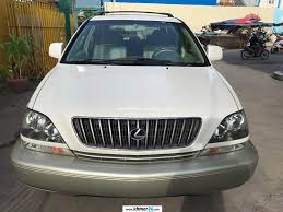 lexus rx300 navigation lexus rx300 white pong1 2000 tax paper in phnom penh on khmer24 com