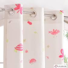 kinderzimmer gardinen rosa schlaufenvorhang kinderzimmer wunderbar gardinen 41386 haus ideen
