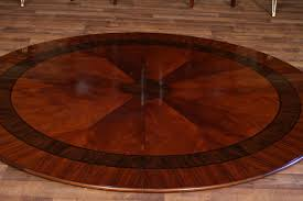 22 large round dining room tables electrohome info