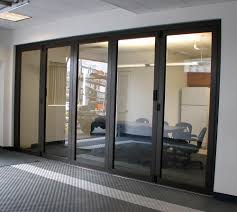 Vertical Sliding Windows Ideas Magnificent Commercial Interior Door With Window Ideas At