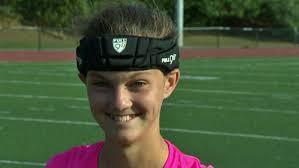 soccer headbands bishop fenwick soccer team turns to headbands to prevent