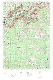Yosemite Topo Map Mytopo Half Dome California Usgs Quad Topo Map