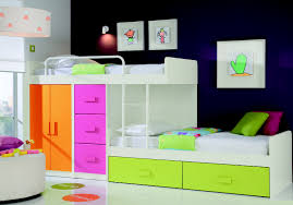 bedroom colorful kids bedroom furniture with wooden cabin bed and colorful kids bedroom furniture with wooden cabin bed and drum pendant lighting in pink