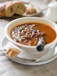 comment cuisiner des haricots rouges recette soupe aux haricots rouges
