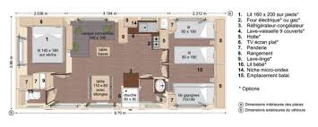 location mobil home 3 chambres rental mobile home rapidhome lodge confort 3 bedrooms 6