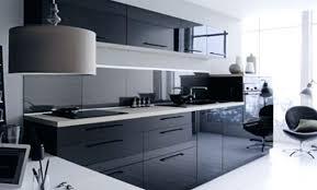 cuisine gris noir cuisine acquipace noir cuisine acquipace brico depot cuisine