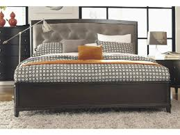 Verona Bed Frame Casana Bedroom Verona King Upholstered Bed G69613 Kittle S