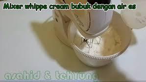cara membuat whipped cream dengan blender cara lengkap membuat browkat brownies alpukat kekinian asahid