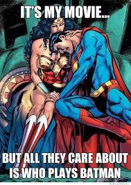 Superman Better Than Batman Memes - bad luck superman weknowmemes